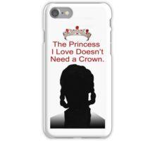 My Idol Needs No Crown iPhone Case/Skin