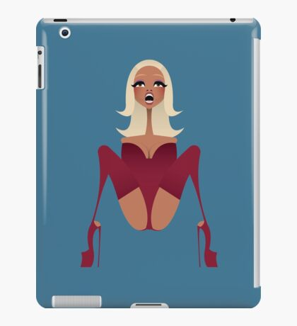M is for Mama Ru iPad Case/Skin