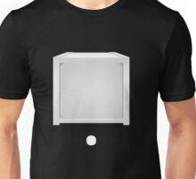 Glitch bag furniture white swedish y storage display box Unisex T-Shirt