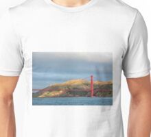 Golden Gate Bridge in San Francisco, California Unisex T-Shirt