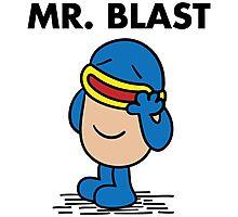 Mr. Blast Photographic Print