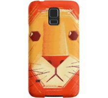 Sad lion Samsung Galaxy Case/Skin