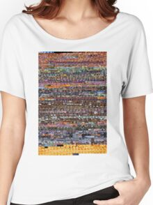 The ENTIRE BEE MOVIE but it's on a t-shirt Women's Relaxed Fit T-Shirt