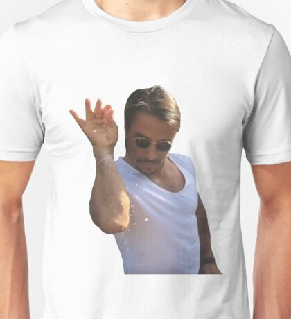 Salt Bae Meme Unisex T-Shirt