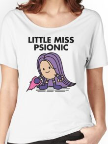 Little Miss Psionic Women's Relaxed Fit T-Shirt