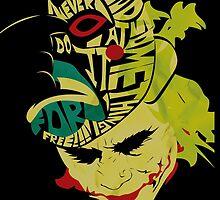 The Joker by PadStudios