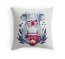 I♥Australia Throw Pillow