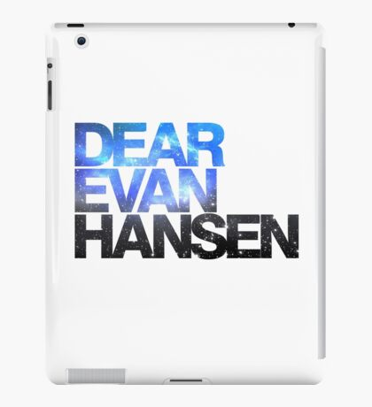 DEAR EVAN HANSEN | Galaxy iPad Case/Skin