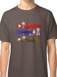 Rick to the Future Classic T-Shirt