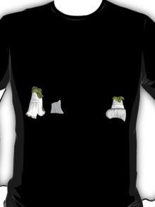 Glitch Coats  11 color tester T-Shirt