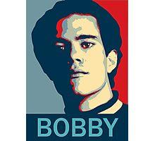 Bobby Briggs - Twin Peaks Photographic Print