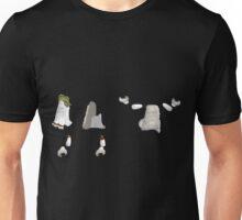 Glitch Coats alph lem mab Unisex T-Shirt