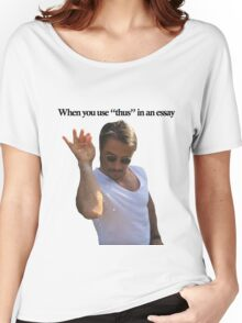 Salt Bae- When you use thus Women's Relaxed Fit T-Shirt