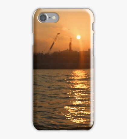 Creekside Sunset iPhone Case/Skin