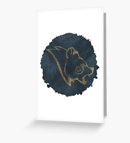 Stormcloacks Greeting Card