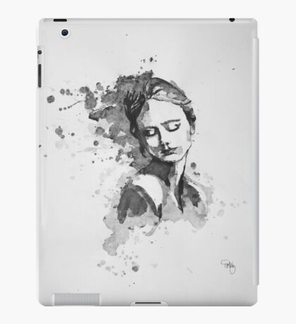 Isobel In Ink iPad Case/Skin