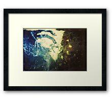6692 Framed Print