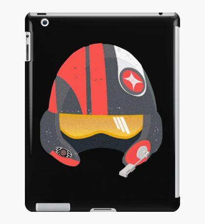 Poe Helmet iPad Case/Skin