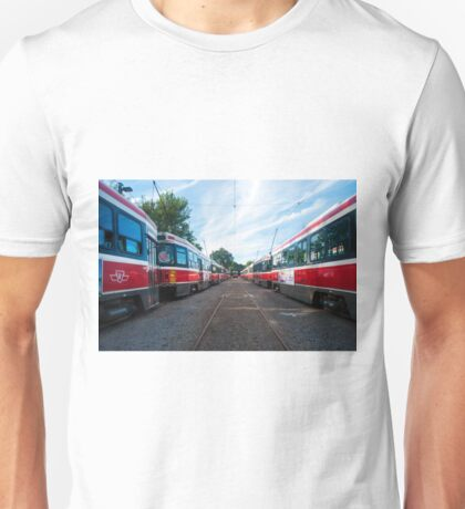 Way Back There Unisex T-Shirt