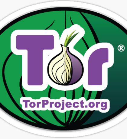 Tor Project Sticker