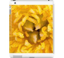 Yellow Peony iPad Case/Skin