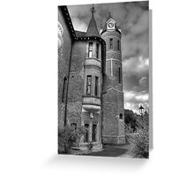 Post Office Tower, Albany, Western Australia. Greeting Card