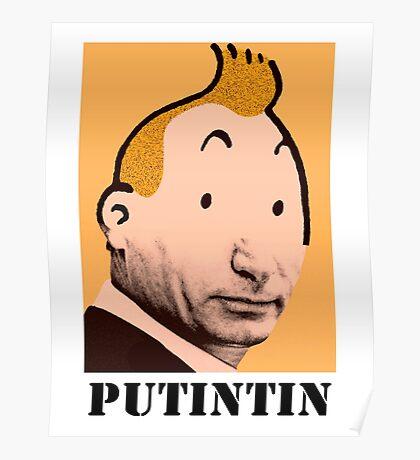 PUTINTIN Poster