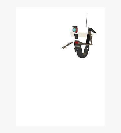 Custom Colour Claptrap Photographic Print