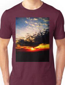 Atlantic Ocean Sunrise Unisex T-Shirt