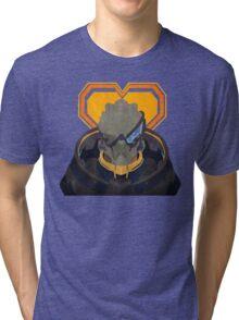 N7 Keep - Garrus Tri-blend T-Shirt