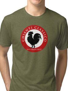 Black Rooster San Francisco Chianti Classico  Tri-blend T-Shirt