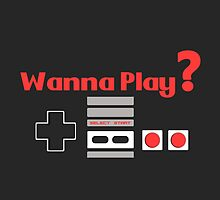 Nintendo- Wanna Play? by Dephekt