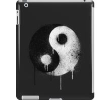 Graffiti Zen master 2 iPad Case/Skin