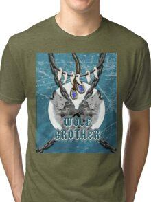 Wolf Brother II Tri-blend T-Shirt