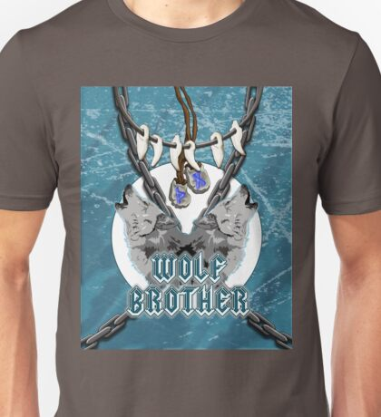 Wolf Brother II Unisex T-Shirt