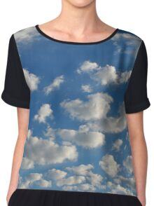 Relax amongst the Clouds Chiffon Top