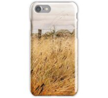 Message of Love - Rural Australia iPhone Case/Skin