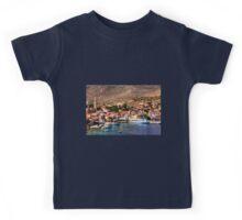 Nimborio Village and Bay Kids Tee