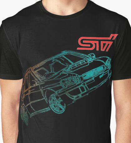 STI Shadow Graphic T-Shirt