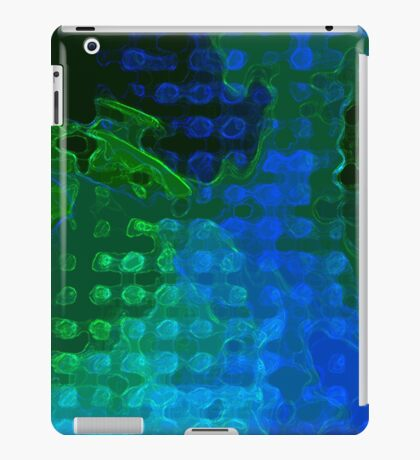 where land meets sea iPad Case/Skin