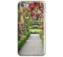 Butchart Gardens, Victoria, BC iPhone Case/Skin