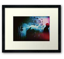3802 Framed Print