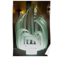 Fingers of Fate lamp Poster