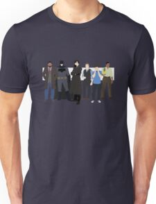 The Detectives Unisex T-Shirt