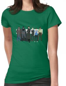 The Detectives Womens Fitted T-Shirt