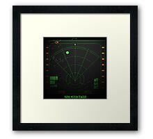 Motion Tracker - Alien Isolation Framed Print
