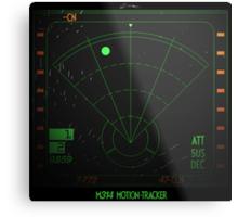 Motion Tracker - Alien Isolation Metal Print