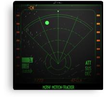 Motion Tracker - Alien Isolation Canvas Print