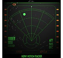 Motion Tracker - Alien Isolation Photographic Print
