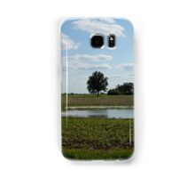 Tree in the middle of a field  Samsung Galaxy Case/Skin